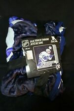 "NHL Toronto Maple Leafs # 34 Auston Matthews 50 x 60 ""SILK Touch"" Throw Blanket"