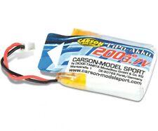 Carson 500608165 - Lipo-Akku X4 Cage Copter  3,7V/200Mah - Neu