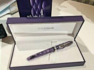 *START USD 99!*  PLATINUM Shiun Purple Clouds, Limited Edition