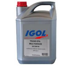Bidon 5 litres huile transmission IGOL Trans EPA Multigrade 80w90