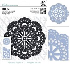 DOCRAFTS XCUT CUTTING DIES FLOWER DOILIE DOILY - NEW 2015