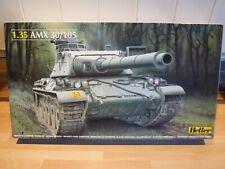 Heller 1/35 AMX 30/105 Tank Model kit