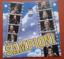 DVD Sampioni Audicija za Zvezde Granda 2003 Digipak Grand Production