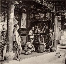 "John Thomson Photo ""A Wayside Shrine"" China, 1873"