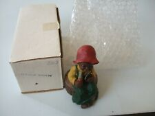 Miss Martha Originals All God'S Children Prissy W/ Moon Pie Figurine Orig Box