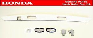 HONDA Genuine FD2 CIVIC Type-R Rear Trunk Licence Lamp Light Garnish JDM  OEM