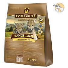 Wolfsblut Range Lamb Puppy 2 X 2kg