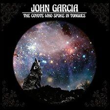 JOHN GARCIA - THE COYOTE WHO SPOKE IN TONGUES (BLACK VINYL)   VINYL LP NEW!
