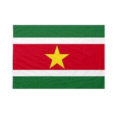 Bandiera da bastone Suriname 50x75cm