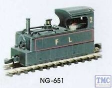 NG-651 Peco N-6.5 Scale 0-6-0 Tram Locomotive Body