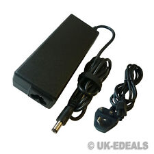 15V 5A FOR TOSHIBA SATELLITE PRO A100-499 AC ADAPTER CHARGER + LEAD POWER CORD