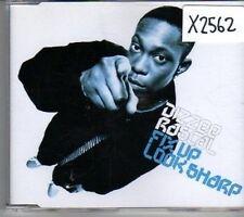 (CK851) Dizzee Rascal, Fix Up Look Sharp - 2003 CD