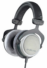 BEYERDYNAMIC DT-880 PRO 250 Ohm headphones HALF OPEN REFERENCE NEW WARRANTY