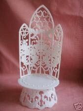 Wedding Cake top accessories plastic Arch back & base