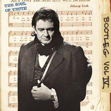 JOHNNY CASH BOOTLEG VOL.IV DOPPIO CD NUOVO E SIGILLATO !!