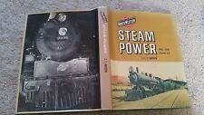 CHICAGO RAILWAY NORTH WESTERN STEAM POWER 1848 -1956 CLASSES A -Z  BY CT KNUDSEN