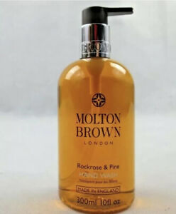 MOLTON BROWN ROCKROSE & PINE HAND WASH 300.ML