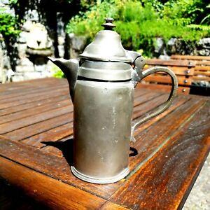 Wasserkrug / Weinkrug,  antik, Zinn, aus Mittelalter?