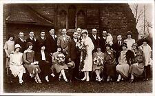 Hanwell photo. Wedding Group by Wakefields, Hanwell.