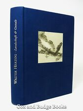 German Art: WALTER HERZOG Catalogue raisonne of etchings and drawings 2008 1st