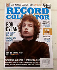 RECORD COLLECTOR Dec 2015 BOB DYLAN Blonde On Blonde HOW TO GRADE Used VINYL New