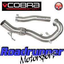 Cobra Polo GTi 1.8 TSi (6C) Decat Downpipe Frontpipe Exhaust - Deletes Cat VW64