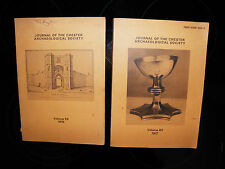 ** Journal of the Chester Archaeological Society Volume 59 & 60, 1976 & 1977