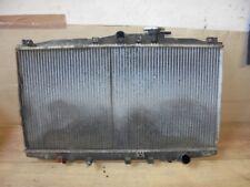 HONDA ACCORD 2002 2.0 16V MANUAL WATER RADIATOR