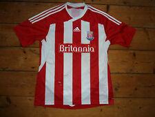 Stoke City Camiseta de Fútbol 2012 Home Grande Maglia Jersey Camiesta Rareza