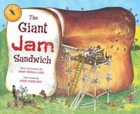 The Giant Jam Sandwich by John Vernon Lord, Janet Burroway, NEW Book, FREE & Fas