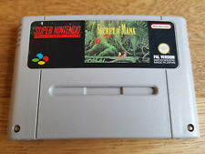 Secret of Mana pour SNES SUPER nintendo #