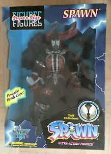 """NEW 1996 McFarlane Toys Spawn 12"""" Super Size Action Figure FACTORY SEALED"""