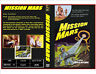 MISSION MARS (1968) DARREN McGAVIN DVD-R + CASE & ART!