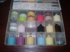 Partylite Fragrance Sampler Everyday Set Votive & Tealight 22 Scents candles