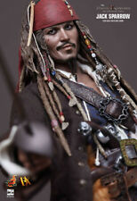 PIRATES OF THE CARIBBEAN JACK SPARROW 1/6 DX06 HOT TOYS