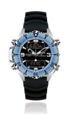 Relojes de pulsera digitales Blue de alarma