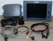 "Raymarine E120 GPS Chartplotter with RD424 24"" Radome, DSM30 & Airmar Transducer"