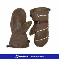 Winter Breathable Insulated Mittens for Cold Weather, Winter, Ice Fishing