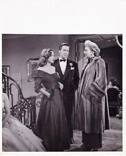 Bette Davis Hugh Marlowe C Holm All About Eve Mankiewicz Original Vintage 1950