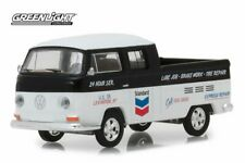 1968 VOLKSWAGEN T2 TYPE 2 DOUBLE CAB GREENLIGHT 41060/6 1/64 scale DIECAST CAR