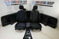 Bmw F22 M SPORT Seats Lederausstattung Sitze STOFF HEXAGON ALCANTARA ANTHRAZIT