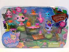 Littlest Pet Shop Fairies Glistening Garden Spellbound Celebration  New!