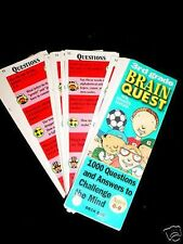 Brain Quest Question Card Game-3rd 3 Grade-Age-8-9~
