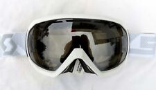 $120 Scott Notice OTG Over The Glasses Gloss White Ski Goggles NL-32 Lens Womens