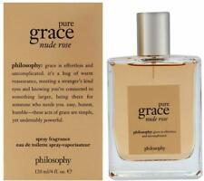 Pure Grace Nude Rose Eau De Toilette Spray, Philosophy, 4 oz