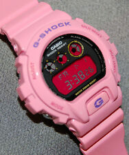 Casio G-shock Limited Edition Pink Watch DW6900SN-4 NEW BATTERY!