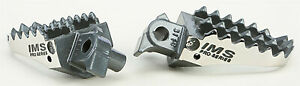 IMS PRO SERIES FOOTPEGS KX 125/250 PART# 293118-4 NEW 2931184 Oversized 56-2139