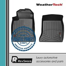 WeatherTech DigitalFit Front Floor Mats Mercedes-Benz A Class W176 Black 445151