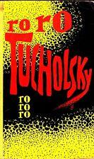 Kurt Tucholsky Jewish Berlin Nazi Germany Weimar Judaism Satire Politics