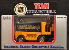 NHL Team Collectible Atlanta Thrashers 1:50 Diecast Zamboni New 1999 Inaugural